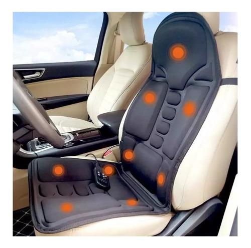 silla asiento cojín auto masaje espalda / envio gratis!