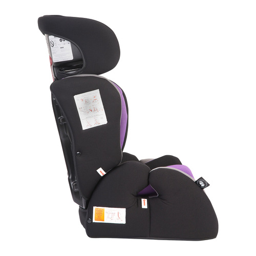 silla auto butaca infanti grand prix journey purple