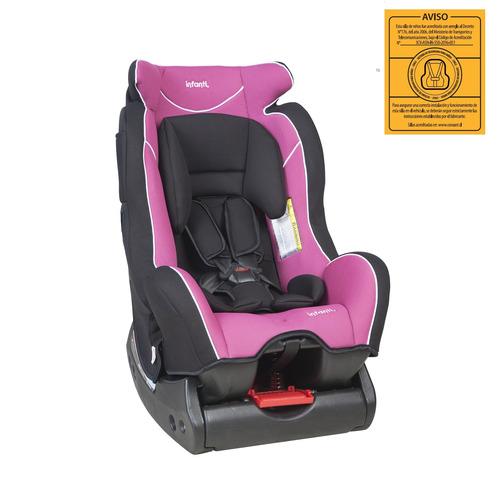 silla auto convertible barletta colors magenta