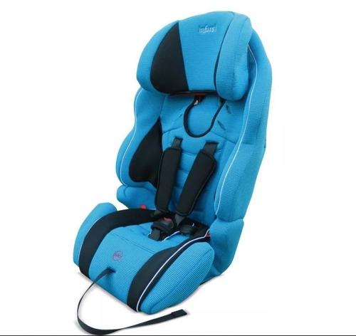 silla auto  infanti 9 a 36 kg o 9 meses a 12 años