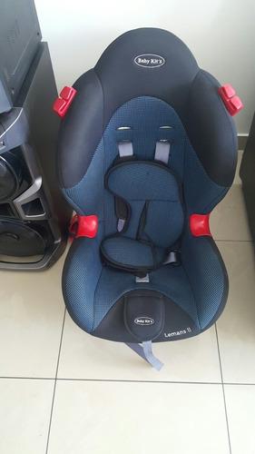 silla baby kits tres posiciones color azul