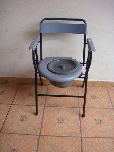 silla baño portátil discapacitados super precio