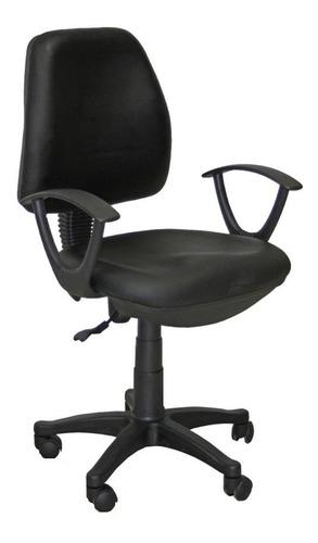 silla bayka ejecutiva escritorio semi ejec oficina pcnolimit