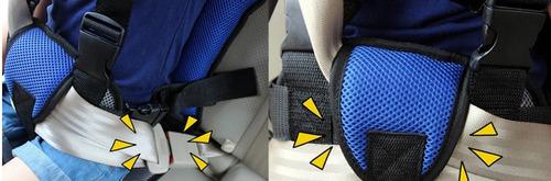 silla bebé asiento seguridad niños niñas carro nuevo importd