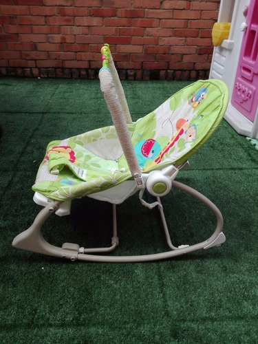 Silla Bebé Crece Conmigo Fisher Price Baby To Toddler - $ 180.000 en ...