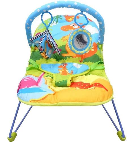 silla bebe mecedora relajante baby bouncer niño niña divina!