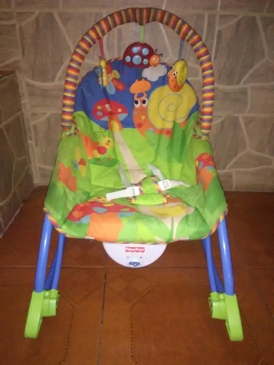 78fd85cac silla bebe mecedora vibradora fisher price .leer descripción. Cargando zoom.