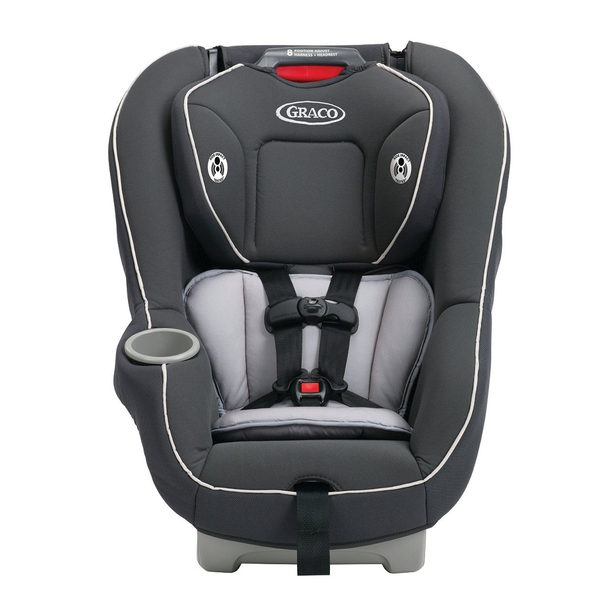 Silla de beb para carro graco contender asiento 65 coche for Coche con silla de auto