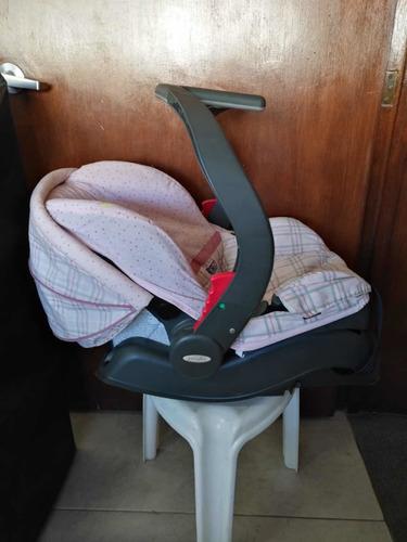 silla bebé para carro