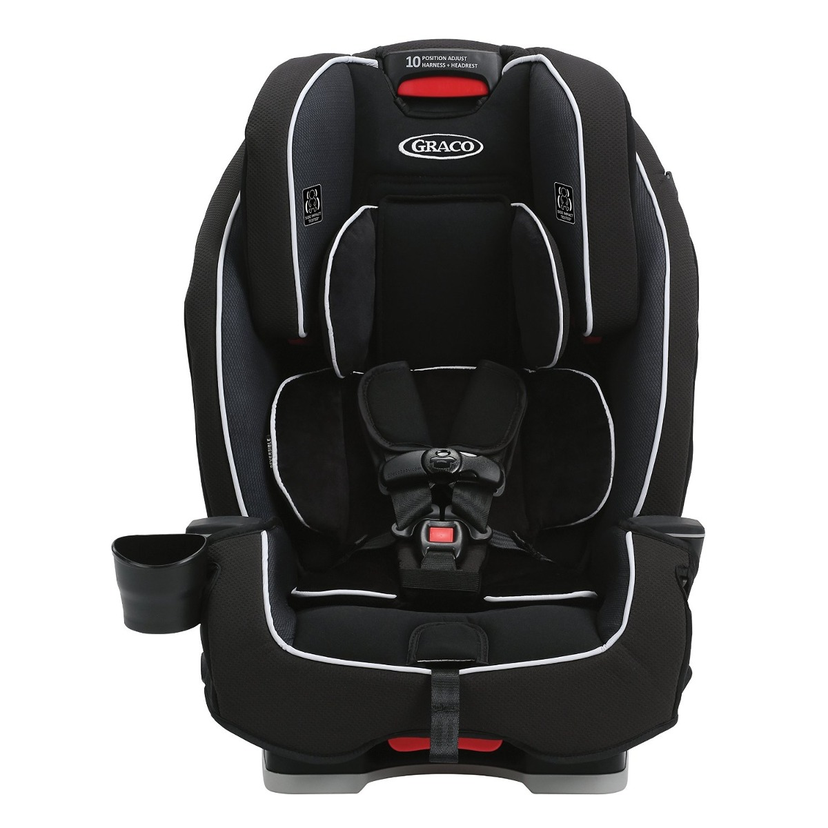 silla de beb para carro graco milestone all in 1 asiento