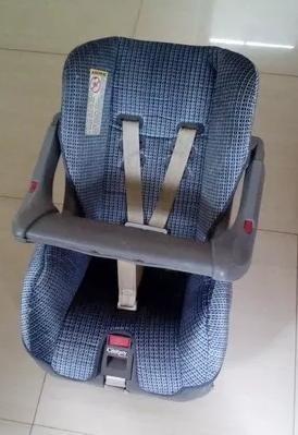 silla bebé para carro century