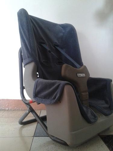 silla bebe para carro fisher price