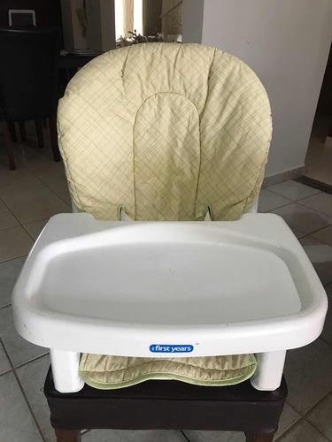 silla bebé para comer
