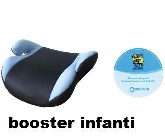 silla booster sin respado para niños infanti