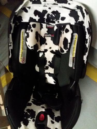 silla britax b safe 7 meses uso