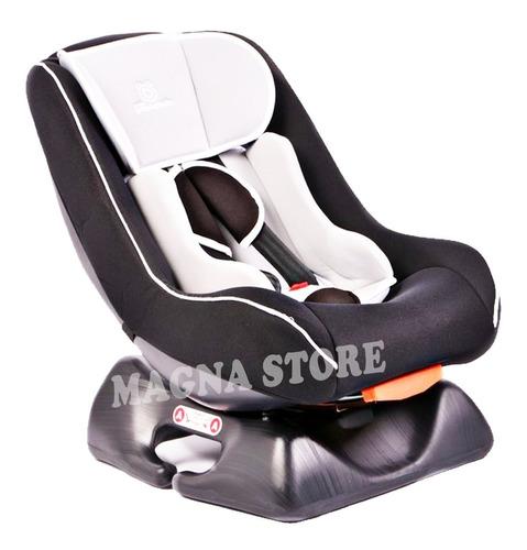 silla butaca auto bebe de lujo c/reductor rodacross 0 a 18 k