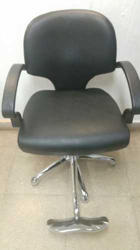 silla butaca hidraulica peluqueria