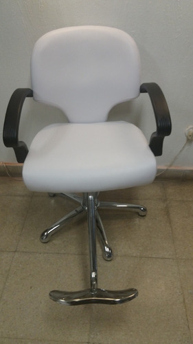 silla butaca hidraulica peluqueria + secador regalo