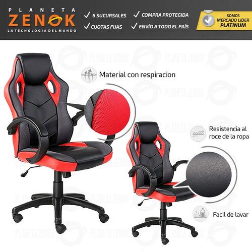silla butaca pro reclinable oficina ps xbox esports
