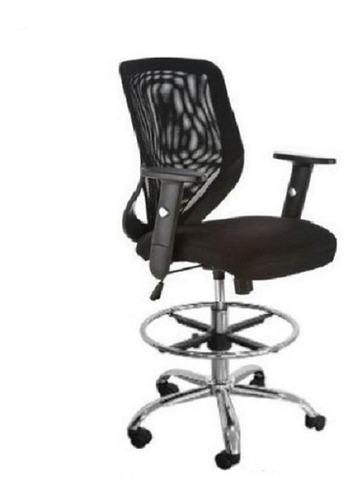 silla cajero mesh 2 oficina barra recepción mx pcnolimit