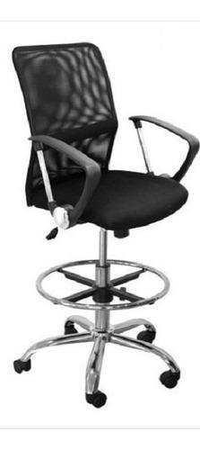 silla cajero tela mesh oficina barra recepción mx pcnolimit