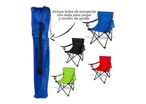 silla camping.