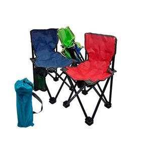 Plegable Caño Silla Infantil Banquito Camping Bolso CerxBoQdW