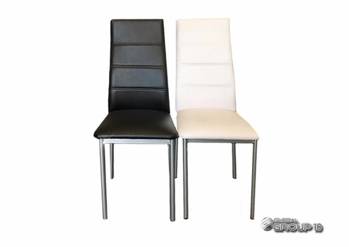 silla caño comedor