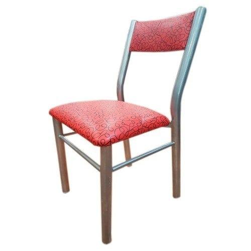 silla caño unicam aldana rojo