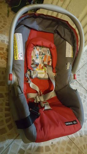 silla cargador de carro para bebe