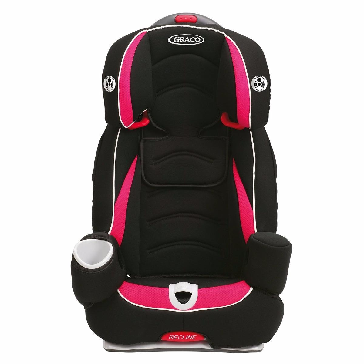 Graco argos 80 elite azalea silla carro bebe ni o 3 en 1 Sillas de carro para ninos