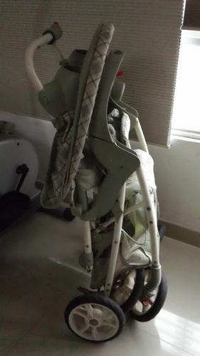 silla carro bebe