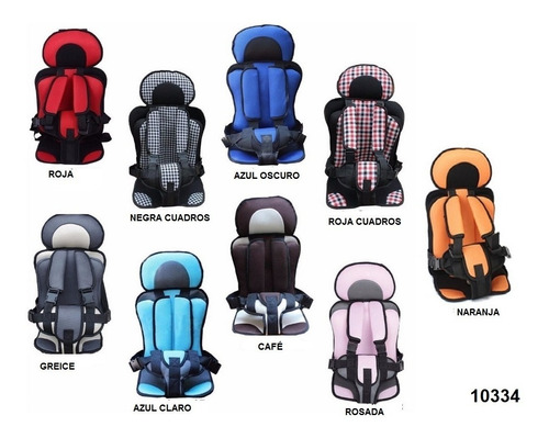 silla carro bebe infantil de 0- 6 años ofertazo - w01