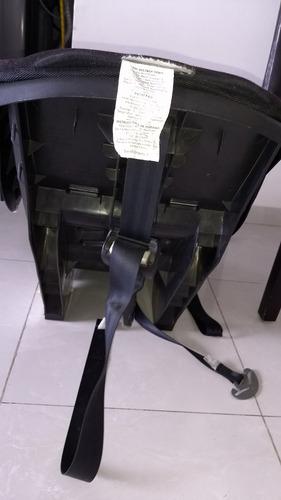 silla carro evenflo hasta 18 kilos, 4 años