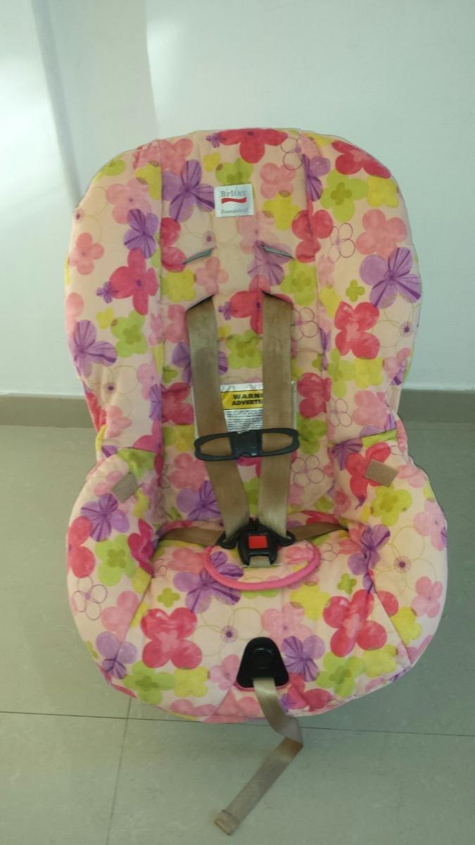 Silla de carro para bebe britax bs en for Precio de silla bebe para coche