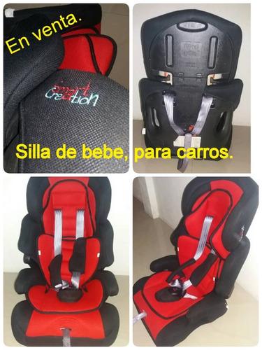 silla carro porta bebe