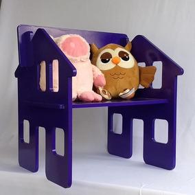 Silla Niñas Juguete Mueble Niña Casita Muñecas Para De Casa OkX80NnwPZ