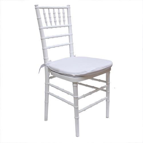 silla chiavari tiffany blanca bozzo eventos restaurant