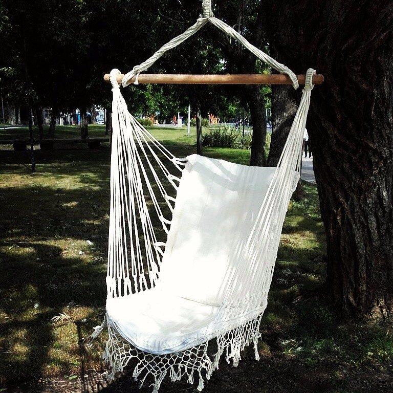 Silla Colgante - Silla Paraguaya - Sillon- Hamaca - $ 780,00 en ...