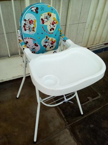 silla comedor acolchado para bebe ( nuevo )