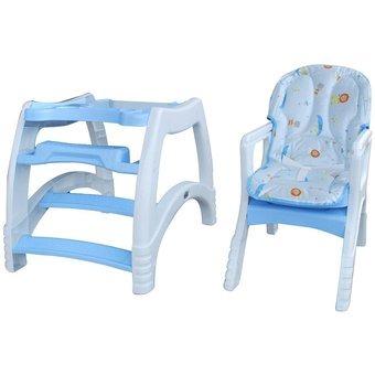 2 Prin Comedor En Para 1032 Silla Bebe Alta Azul 1 Kinder XOPkiuZ
