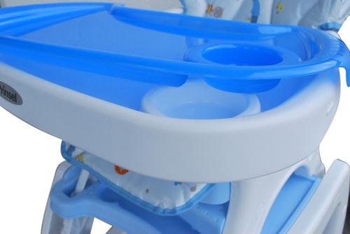 silla comedor alta para bebe marca prinsel escritorio 2 en 1