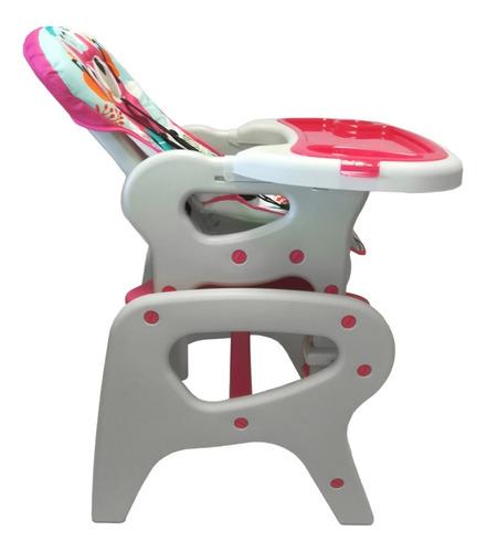 silla comedor bebe 2 en 1 priori comedor escritorio pcm-10