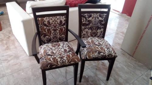 silla comedor guatambu envío gratis  precio x unidad