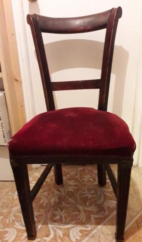silla comedor imperio