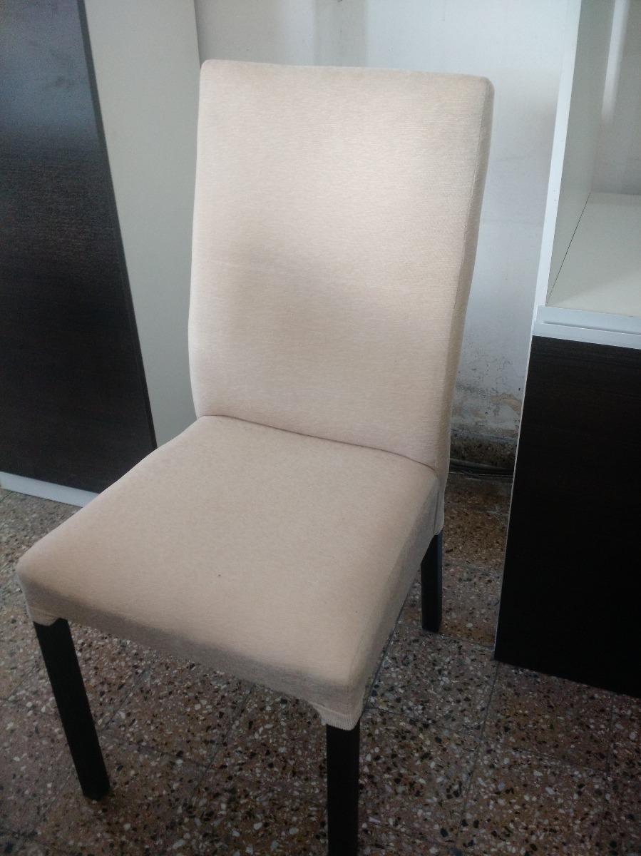 Silla Comedor- Living- Pablo - Tapizado Tela O Cuerina - $ 2.499,00 ...