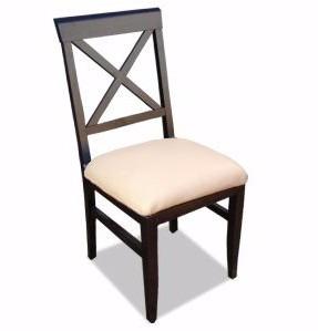 silla comedor madera