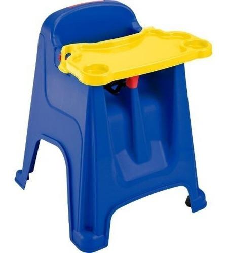 silla comedor para bebe rimax fácil de limpiar y resistente
