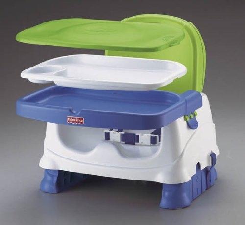 silla-comedor para bebés de fisher price