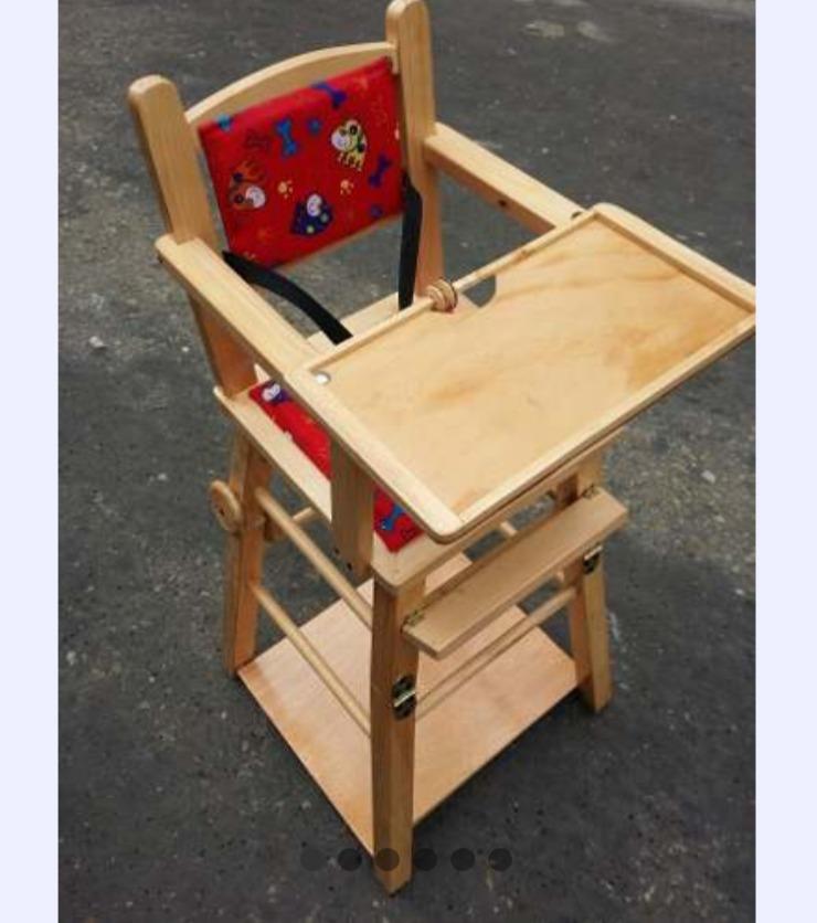 sillas de comedor para niños